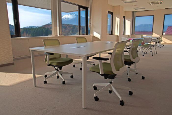 起業家支援センターのオフィス