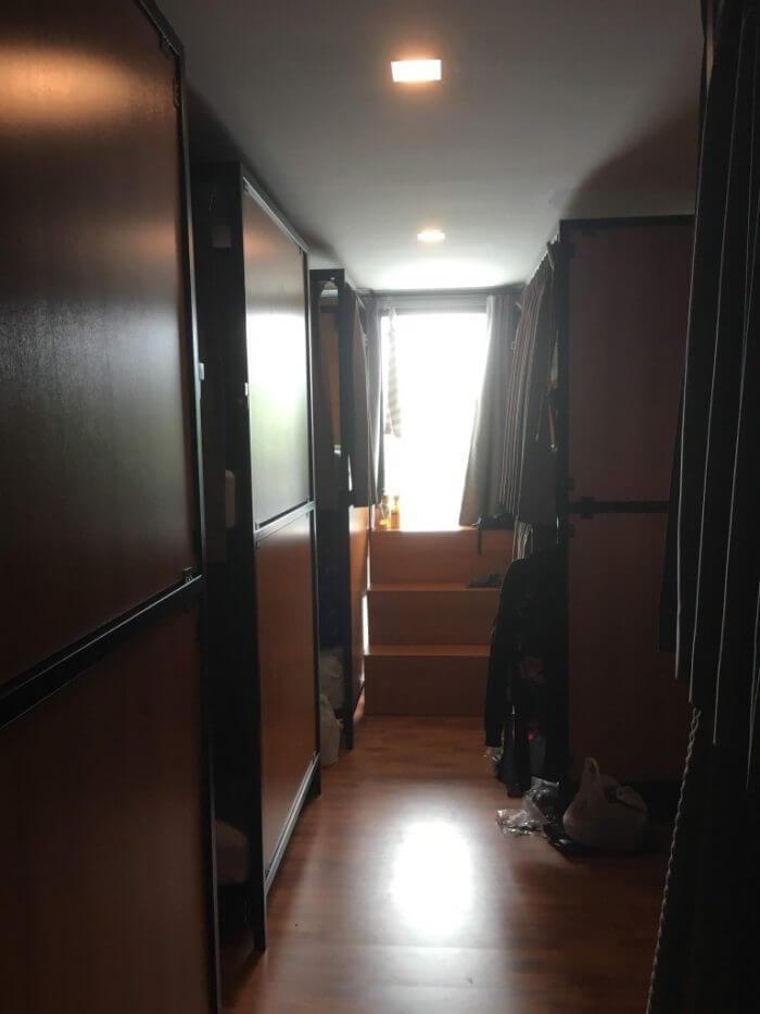 男子部屋1