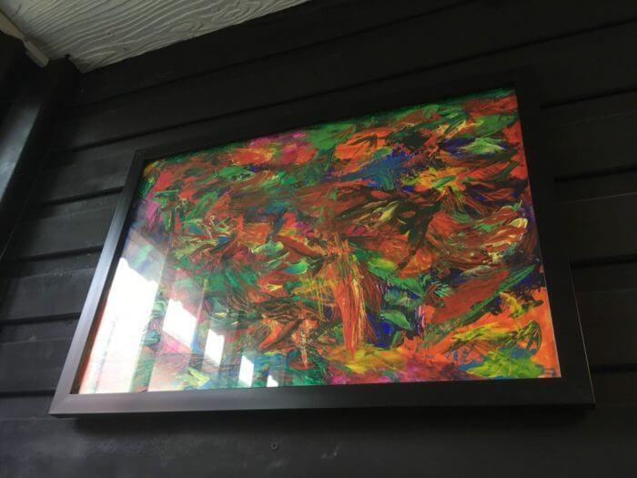 iSARAハウスのエイソンの絵2