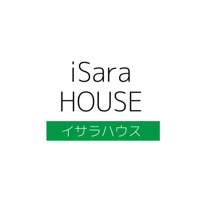 iSARAハウスのロゴ?