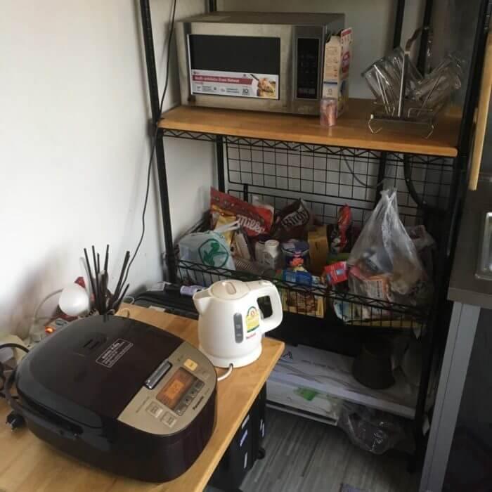 iSARAハウスのキッチン2