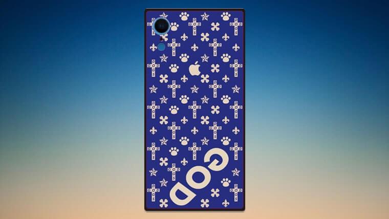 iPhoneケースはスクエアがオススメ!藤井印刷でオリジナル作成