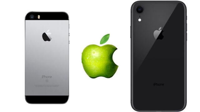 iPhone SEからXRに機種変更したメリット・デメリット