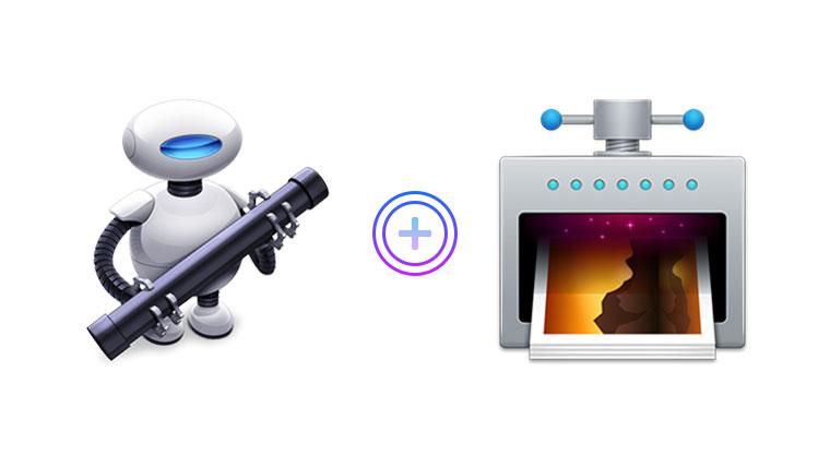 Automatorで画像縮小・圧縮を完全自動化【Mac標準装備】